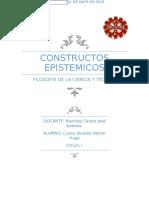 Constructos epistemicos