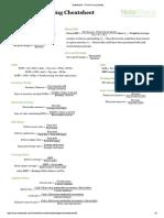 NoteSnack - Print Formula Sheet