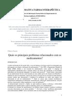 Folha Farmacoterapeutica n6-7