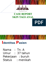 Casereport Skin Tag Ppt
