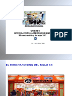 Merchandising Del Siglo XXI