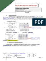 Circuits Séquentiels Bascules Et Compteur