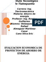 Exposicion Ahorro de Energia