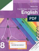 English 8 Cousebook