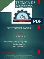 diodo-scr