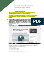 TRABAJO ENCARGADO 2017 MAYO Diseño y Evaluación de Proyectos Ambientales