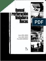 Manual de Perforacion y Voladuras_jimeno