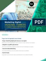eBook Nos3 e Book Nos 3 Marketing Digital Para Personal Trainers 01a