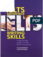 IELTS Advantage. Writing Skills - OCR