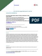 Enhancements in the Security Level for Wireless Sensor Network.en.Es
