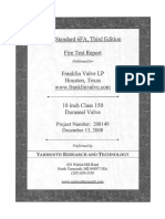 FireTest Report