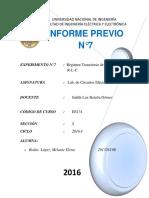 INFORME PREVIO N07