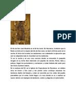 Costumbres y Creencias de Guarenas y Guatire