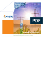 Clark Technology Waste to Energy Brochure