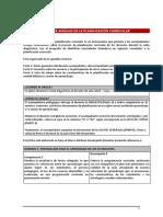 Ficha Analisis de Planificacion Curricular
