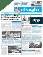 Edicion Impresa Elsiglo 24-05-2017