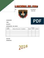 Monografia El Ministerio Publico