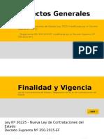 PARTE II - Aspectos generales nueva LEY 30225.pptx