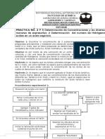 Practica 2 y 3 Quimica General Ll