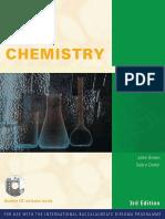 Chemistry - John Green and Sadru Damji - Third Edition - IBID 2008