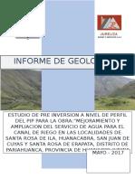 INFORME _GEOLOGÍA
