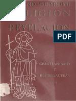 Romano Guardini Religion y Revelacion