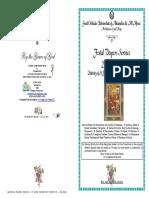 2017 -23-24 June- St John Baptist Nativity- Vespers Service