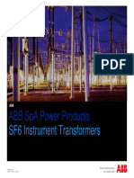 SF6 Instrument Transformers Presentation_base