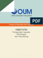 HBEF3703 Pengenalan Kpd Bimbingan Dan Kaunseling SJan14_library