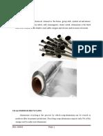 Aluminium Report