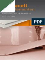 Fermacell Vloerelementen - Handleiding Voor de Verwerking(s)