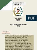 PPT Sediaan Pil (Dhea Ananda1601095)