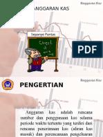 Presentasi Anggaran Kas