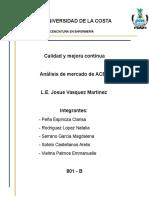 Análisis de Mercado ACED