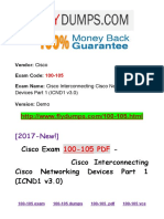 [May -2017]New Flydumps Cisco-100-105 PDF- Cisco Interconnecting Cisco Networking Devices Part 1