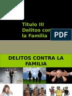 Grupo 04 - Delitos Contra La Familia
