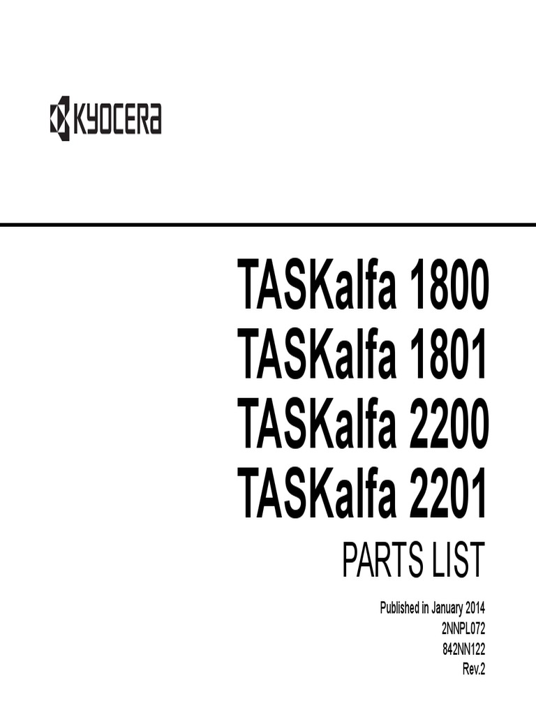 TASKalfa-1800-1801-2200-2201-PL-UK_Rev2 pdf | Electrical