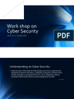 Cyber Security Workshop