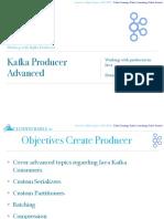 5 Kafka Producer Advanced