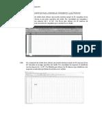 Uso de Excel y Minitab