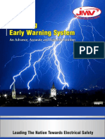 Application Of Lightning Early Warning System