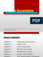SAP Asset Accounting Training