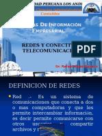 TeleComunicaciones, Redes y Conectividad