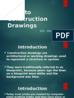 Intro to Construction Drawings NCCER
