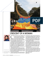 Crescent of a Woman