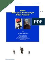 Faham Mahdi Syiah dan Ahmadiyah Dalam Perspektif