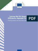Resource Efficiency Agenda