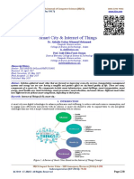 Smart City & Internet of Things