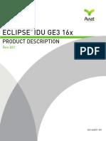 IDU GE3 16x Product Description