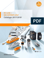 IO-Link – we connect you! Catalogo 2017/2018 (IT)